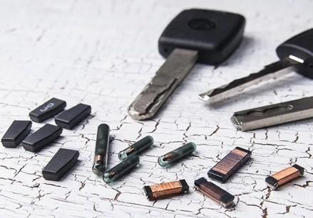 Chave Codificada com Transponder Ou Chip Orçamento Vila José Martins - Chave Codificada