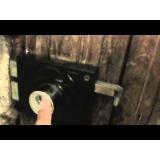 abertura de fechaduras de portão