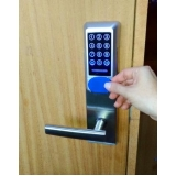 abertura de fechaduras digital preço Bairro San Martin