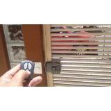 abertura de fechaduras elétrica preço Jardim Maracanã
