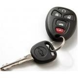 chave codificada com transponder ou chip Condomínio Lagoa Serena