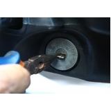 consertos de fechaduras de auto preço Parque Prado