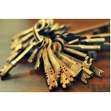 cópias de chave