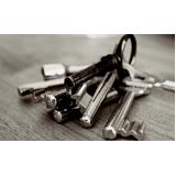 cópias de chaves de cofre