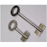 cópias de chaves de porta de quarto
