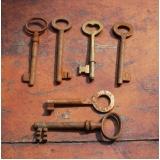 cópias de chaves de porta de quarto Jardim Santa Genebra