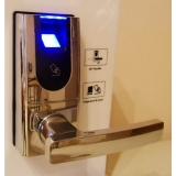 empresa de instalação de fechadura com biometria Jardim Santa Clara