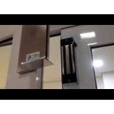 instalação de fechaduras magnética Alphaville