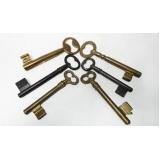 onde fazer cópias de chaves gorje Chácara Belvedere