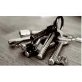 qual o valor de cópias de chave Vila Santana