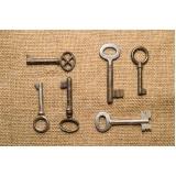 qual o valor de cópias de chaves antiga Fazenda das Cabras