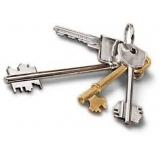 qual o valor de cópias de chaves gorje Parque das Araucárias