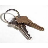 qual o valor de cópias de chaves simples Jardim Santa Lúcia